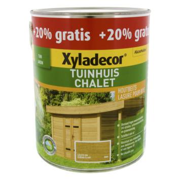 Xyladecor tuinhuisbeits lichte eik 2,5+0,5 L