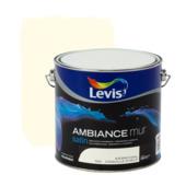 Levis Ambiance muurverf zijdeglans eierschaal 2,5 L