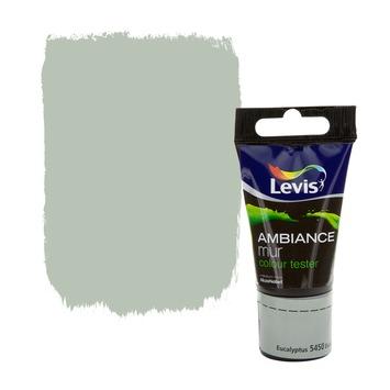 Testeur Peinture Ambiance Mur Levis Extra Mat Eucalyptus 40 Ml