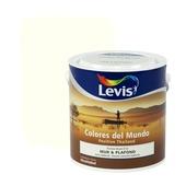 Levis Colores del Mundo muur- en plafondverf mat positive mood 2,5 L