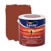Levis Colores del Mundo muur- en plafondverf mat passionate evita 2,5 L