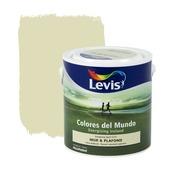 Levis Colores del Mundo muur- en plafondverf mat energizing spirit 2,5 L