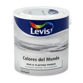 Levis Colores del Mundo muur- en plafondprimer wit 2,5 L