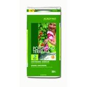 Agrofino terreau 20 L