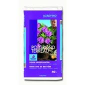 Agrofino potgrond voor heideplanten 40 L