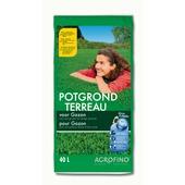 Agrofino terreau pour gazon  40 L