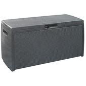 Keter kussenbox Rattan 265 L kunststof