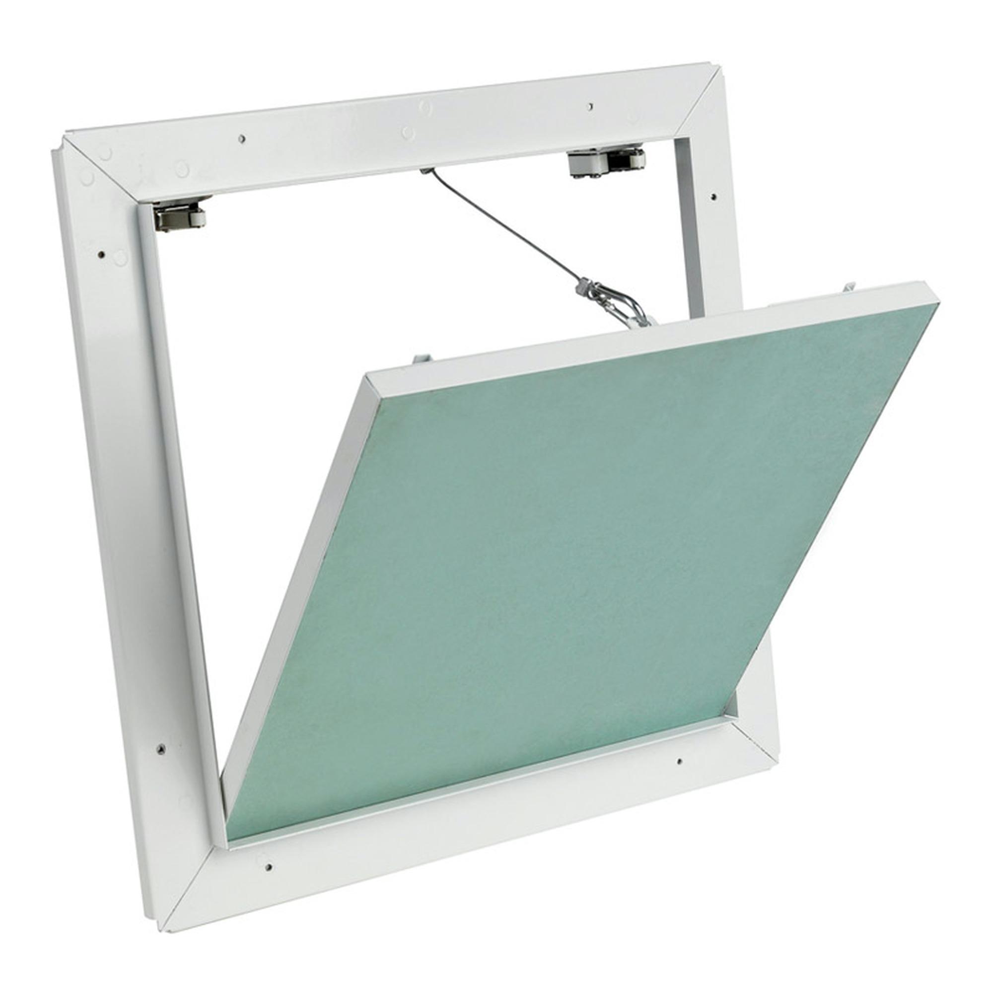trappe de visite prolock easy gyproc 30x30 cm outillage accessoires plaques de pl tre. Black Bedroom Furniture Sets. Home Design Ideas