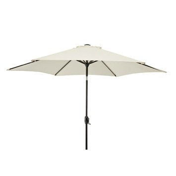 Parasol Florida Ecru Ø270 cm