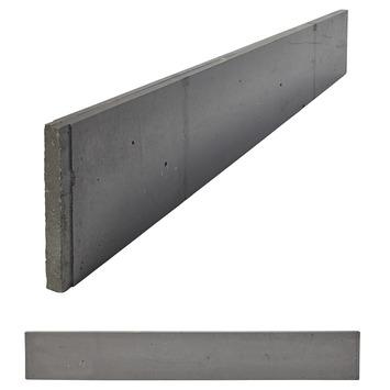 Panneau béton Garden Elements 184x36x3,4 cm anthracite | Ecrans de ...