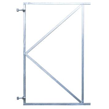 Stalen poort frame 120x155cm