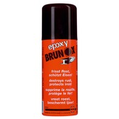 Convertisseur de rouille Brunox Epoxy aérosol 150 ml