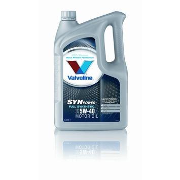 Valvoline Synpower motorolie 5w40 5 L