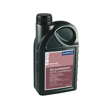 GAMMA motorolie 5w40 synthetisch 1 L
