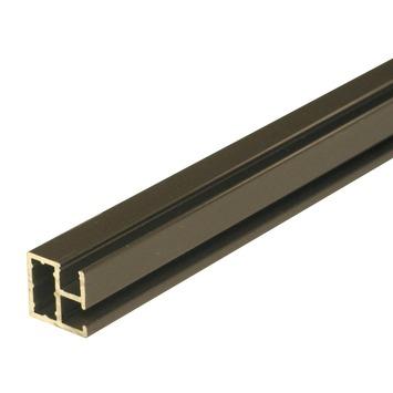 Profil moustiquaire Fikszo 100 cm brun