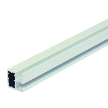 Profil moustiquaire en aluminium Fikszo 200 cm blanc