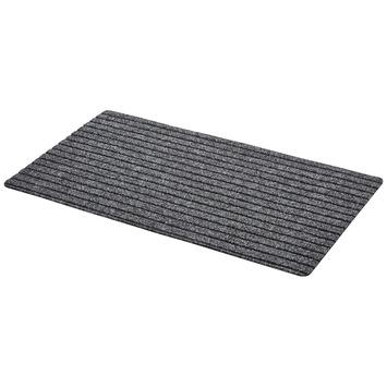 Blizzard voetmat 40x70 cm grijs