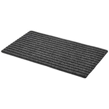 Tornado voetmat 50x80 cm antraciet