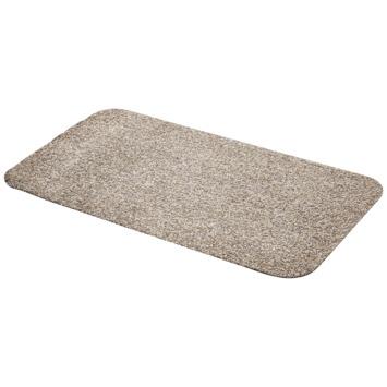 Cotton Pro Dry voetmat 50x80 cm zand