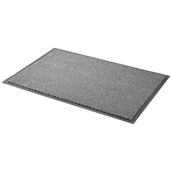 Excellent voetmat 60x90 cm grijs