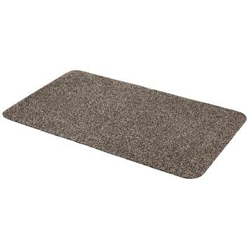 Cotton Pro Dry voetmat  60x100 cm bruin