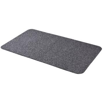 Cotton Pro Dry Paillasson 60x100 cm anthracite