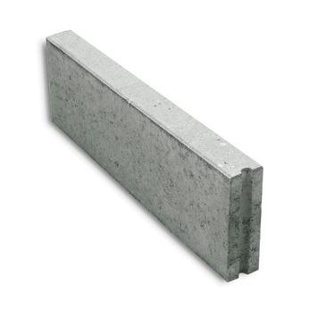 Boordsteen Beton Grijs 100x30x10 cm