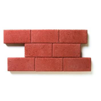Klinker Beton Rood 22x11x7 cm - 420 Klinkers / 10,08 m2