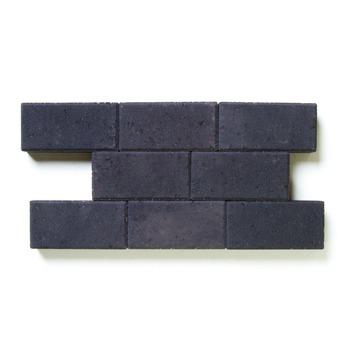 Klinker Beton Zwart 22x11x7 cm - 420 Klinkers / 10,08 m2
