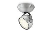 Spot Dyna Philips LED intégré 3W = 38W gris
