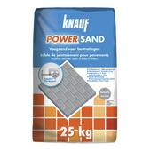 Knauf powersand 25 kg grijs