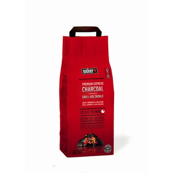 Weber houtskool Premium Express 3 kg
