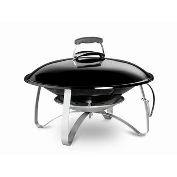 Barbecue à charbon de bois Fireplace Weber noir