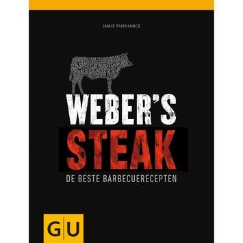 """Receptenboek NL """"Weber's steak"""""""
