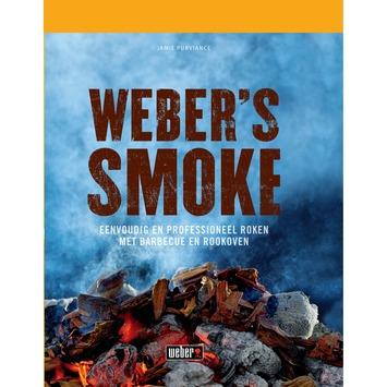 """Receptenboek NL """"Weber's smoke"""""""