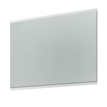 Miroir Arte 63x83x7 cm blanc brillant
