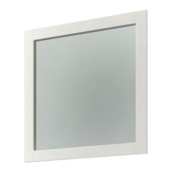 Miroir Heros Bruynzeel 80x80x4 cm vieux blanc
