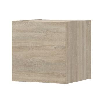 Bruynzeel Monta blokkast 35x35x35 cm 1 deur licht eiken