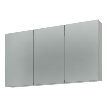 Armoire à miroir Bruynzeel 65x120x15 cm 3 portes (sans panneaux)
