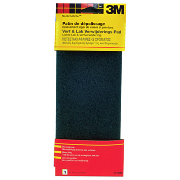 Patin de dépolissage medium 3M Scotch-Brite