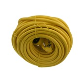 Rallonge Exin jaune 3x1,5 mm² - long. 20 m
