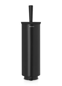 Brabantia wc-borstelset inox zwart