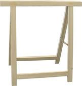 Schraag zwaar hout 75x75 cm
