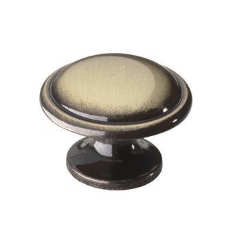 Bouton de meuble Quinty 29 mm bronze