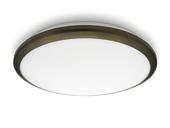 Philips Denim plafonnier LED 7,5W(=56W) brons