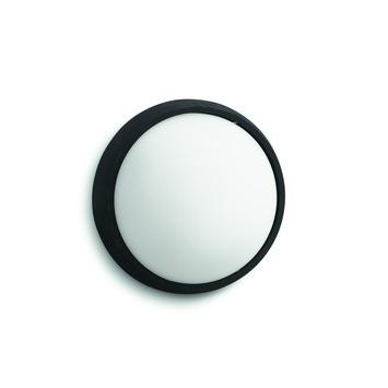 Applique extérieure Eagle Philips LED intégrée 3W 270 lumens noir