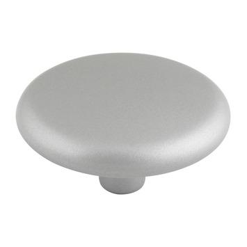 Bouton de meuble Babette 40 mm aspect aluminium