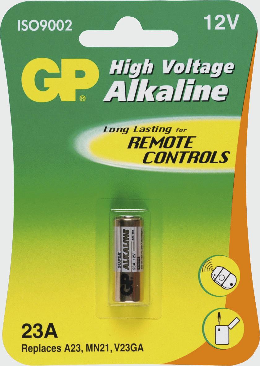 Pile alcaline t l commande gp 23a 12v 1 pi ce piles - Pile 12v 23a ...