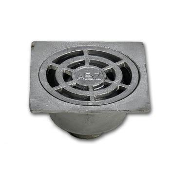Kloksterfput aluminium 25x25 cm