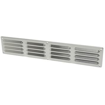 IVC Air ventilatierooster aluminium 49,5x9 cm
